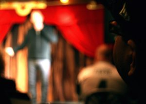 Why should you learn stand-up