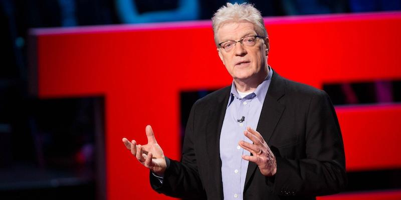 Sir Ken Robinson - TED